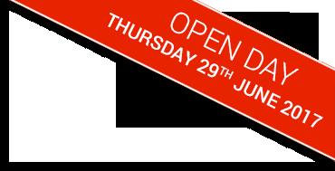 Open Day 29 June 2017