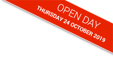 Open Day 24 October 2019