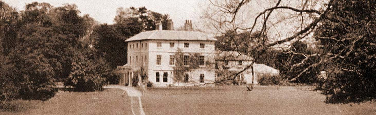 1700's mansion house Clare Park